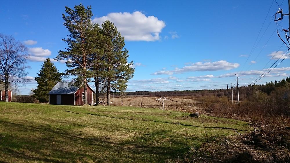 svensk glesbygd