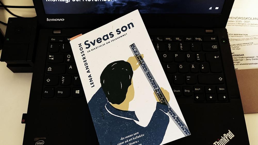 boken Sveas son av Lena Andersson