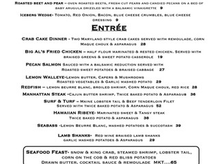 Mothers day Lunch 11am-3pm Dinner 4pm-8pm