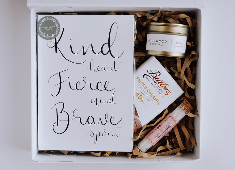 The Brave Spirit Box