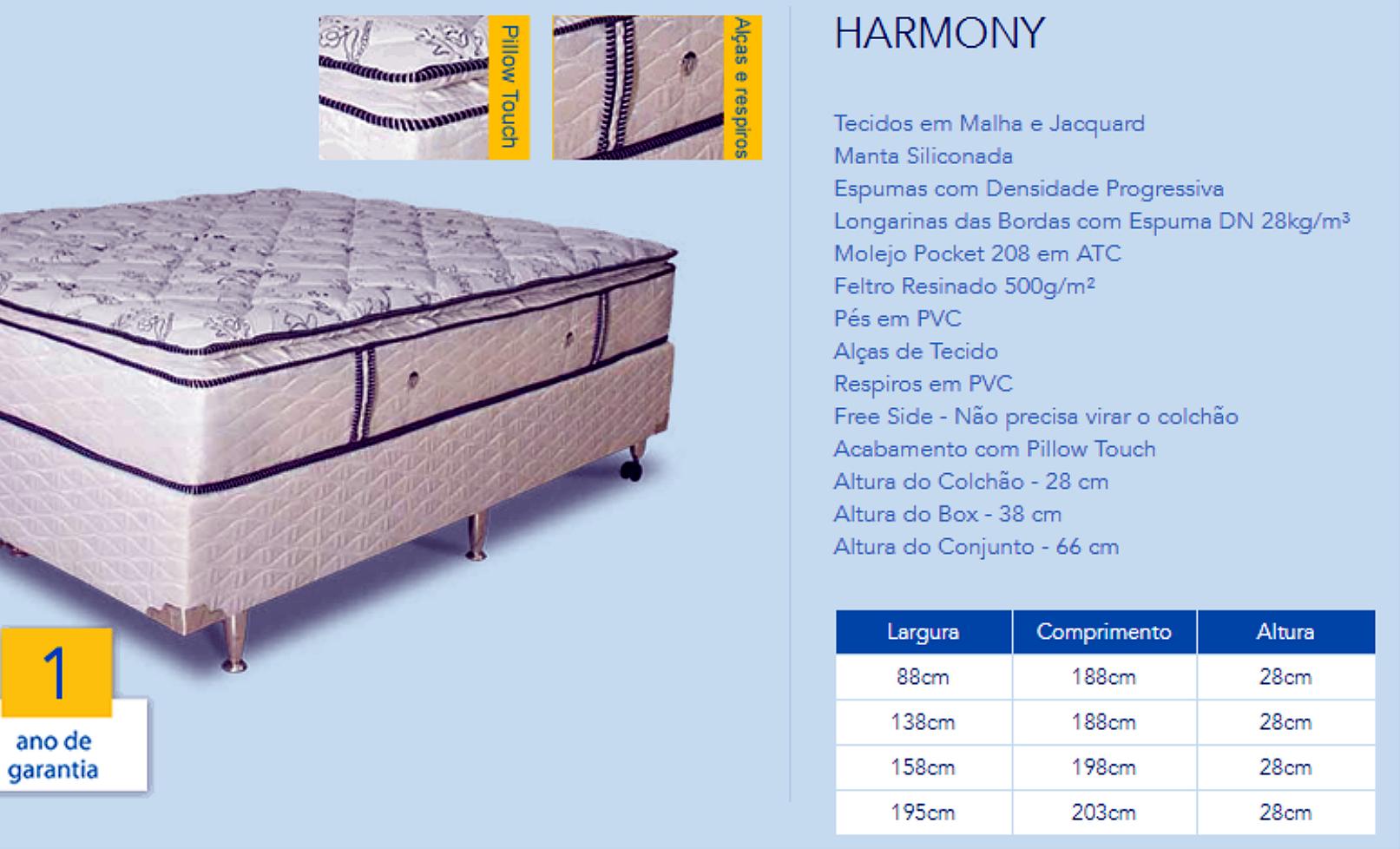 HARMONY EUROSONO