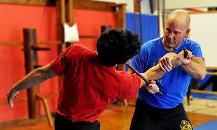 Duluth Karate  filipino kali eskrim