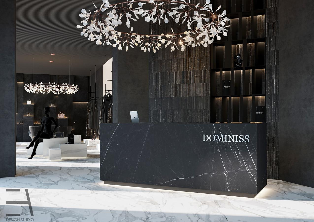 "Свадебный салон ""DOMINISS"""
