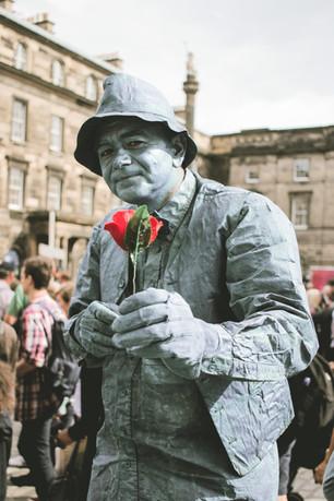 Edinburgh, Fringe Festival