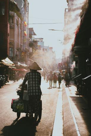 Thailand, Street Vendor