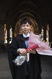 Glasgow University Graduation