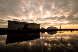 Glasgow, River Clyde