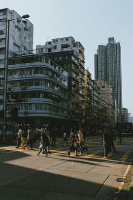 Hong Kong, Prince Edward