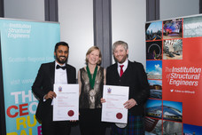 SRG Awards Dinner, Institution of Structural Engineers