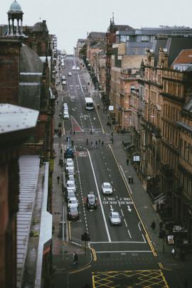 Glasgow, West George Street