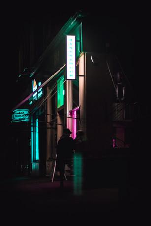 Glasgow Neon, Kelvinbridge