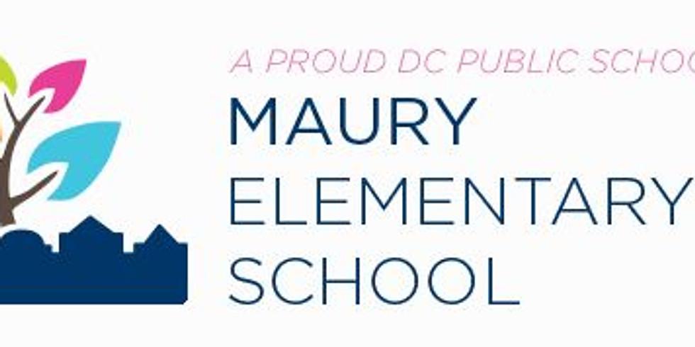 """Maury Elementary School (Kinder """"A"""" & """"B"""")"""