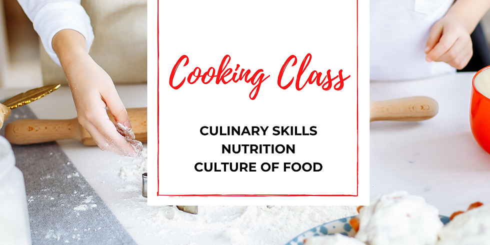 Hands-on Cooking by iCook (MONDAY 4-5pm CST)