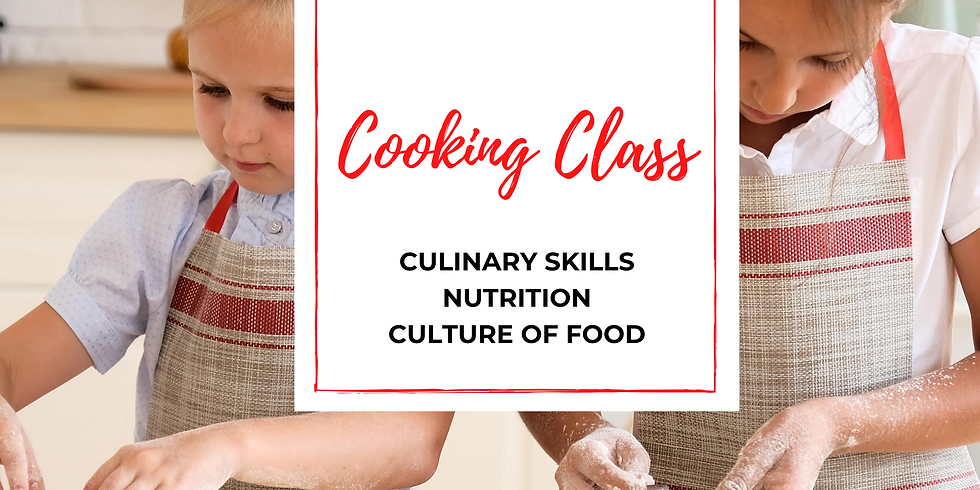 Hands-on Cooking by iCook (WEDNESDAY)
