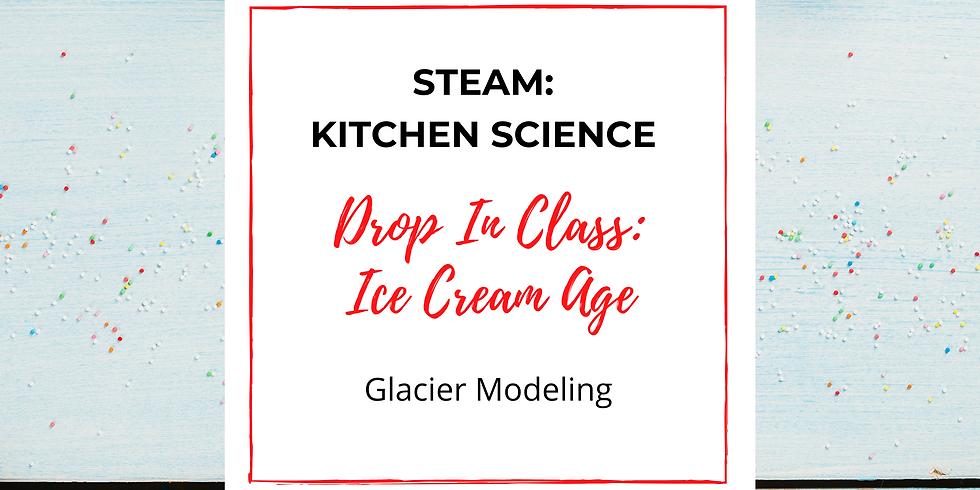STEAM Kitchen Science: Ice Cream Age