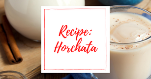 Horchata Drink Recipe