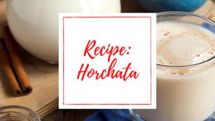 Horchata Drink Recipe