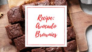 Avocado Brownies Recipe