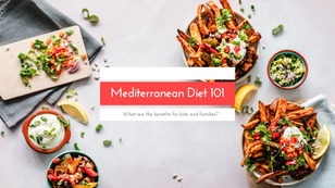 Benefits of the Mediterranean Diet for Kids and Families