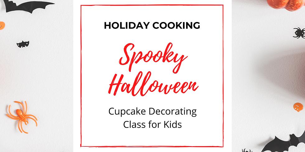 FREE Halloween Cooking Class