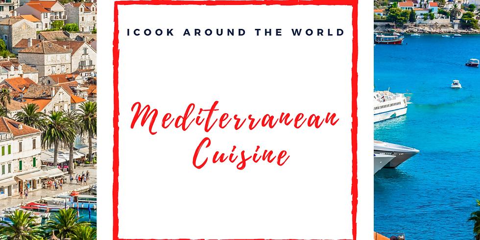 Drop-In Cooking Class: Mediterranean Cuisine
