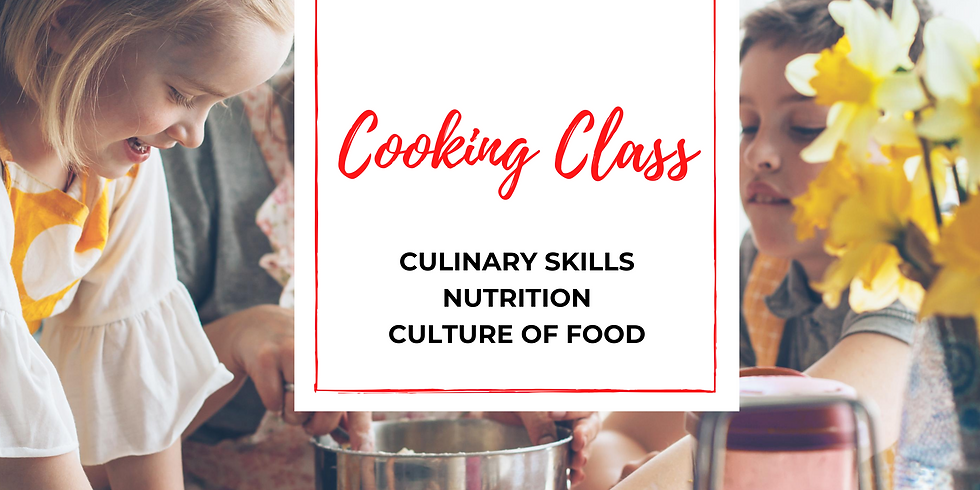 Drop-In Cooking Class: Superfoods - Spices and Herbs
