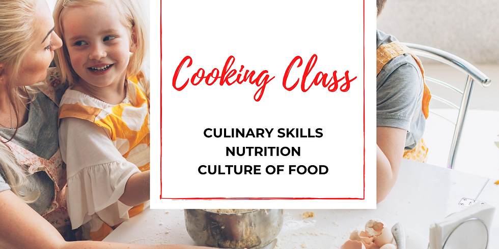 Hands-on Cooking by iCook (THURSDAY)