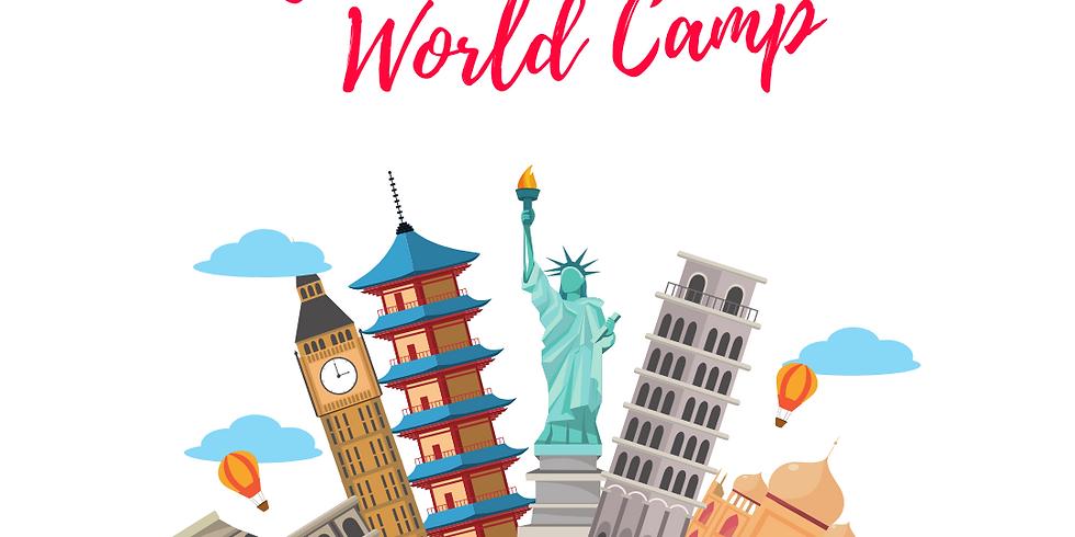 Virtual Summer Camp - iCook Around the World!