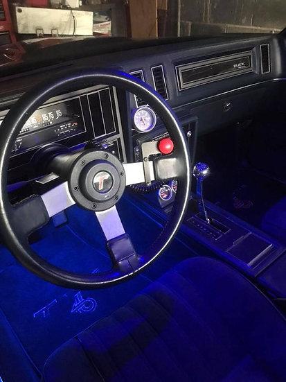 Turbo Buick Steering Wheel Mount Button Holder