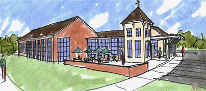 SH Council on Aging New Building Rendering
