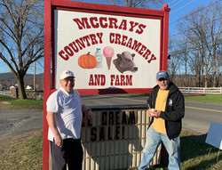 Friends of SH Seniors at McCray's Farm South Hadley