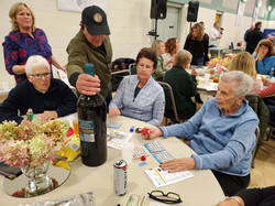 Friends of SH Seniors Bingo Event