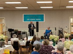 Friends of SH Seniors Council on Aging Event