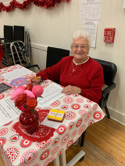 Friends of SH Seniors Valentines Day Event