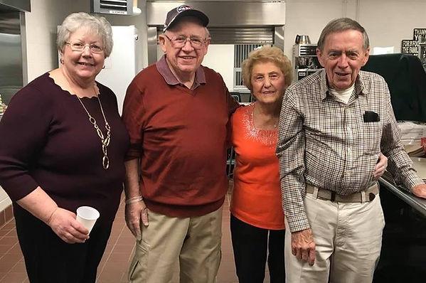Friends of the SH Seniors Volunteers
