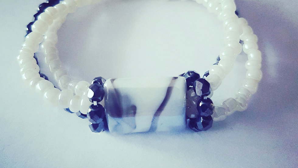 White Queen Bracelet