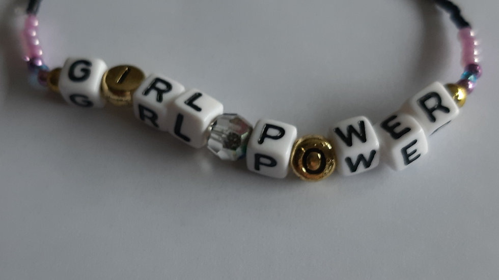 GirlPower Bracelet