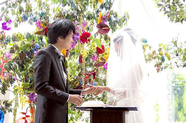 Travel Wedding 「旅」をテーマにした二部制パーティー