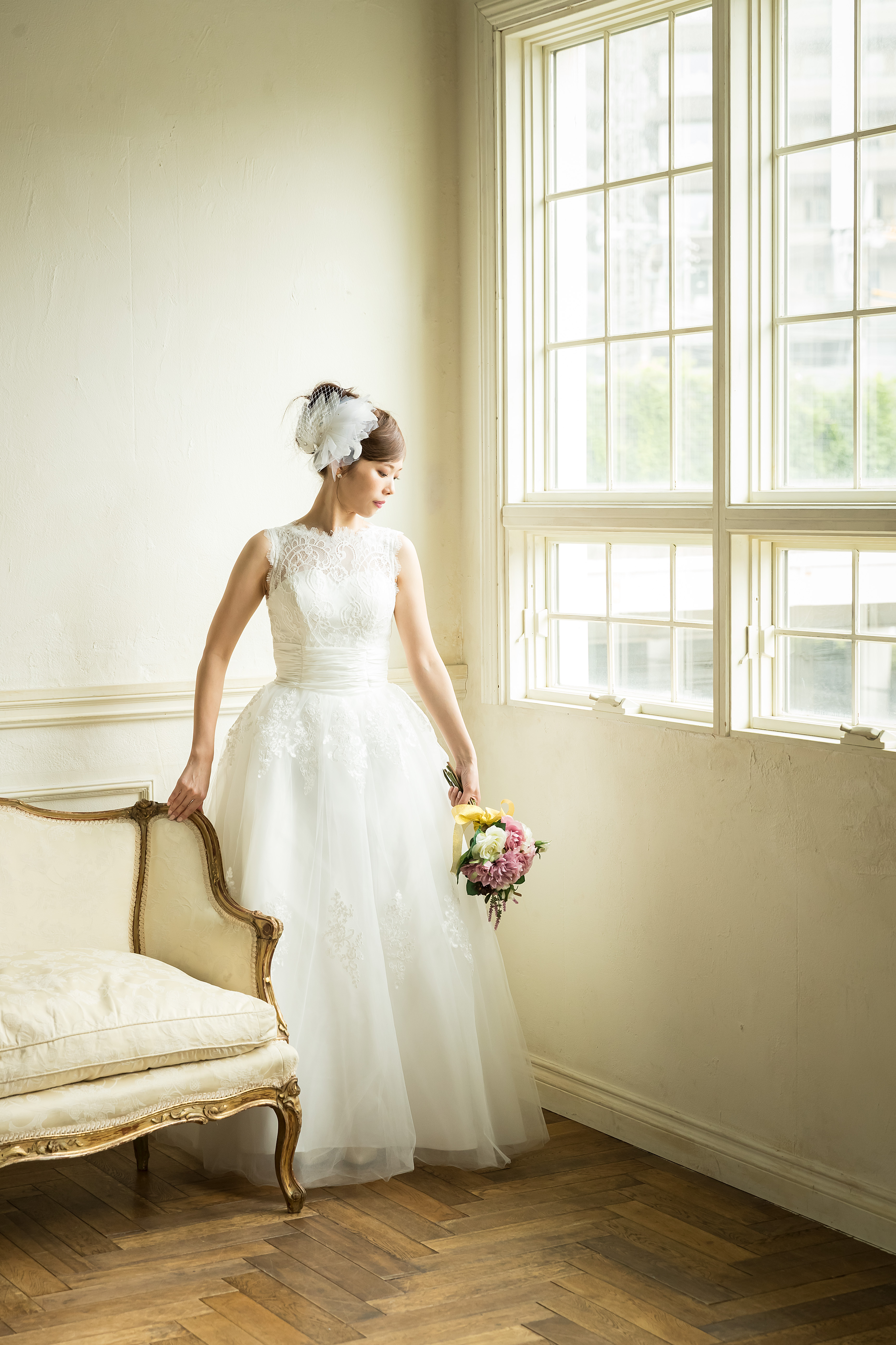 結婚写真 メイク