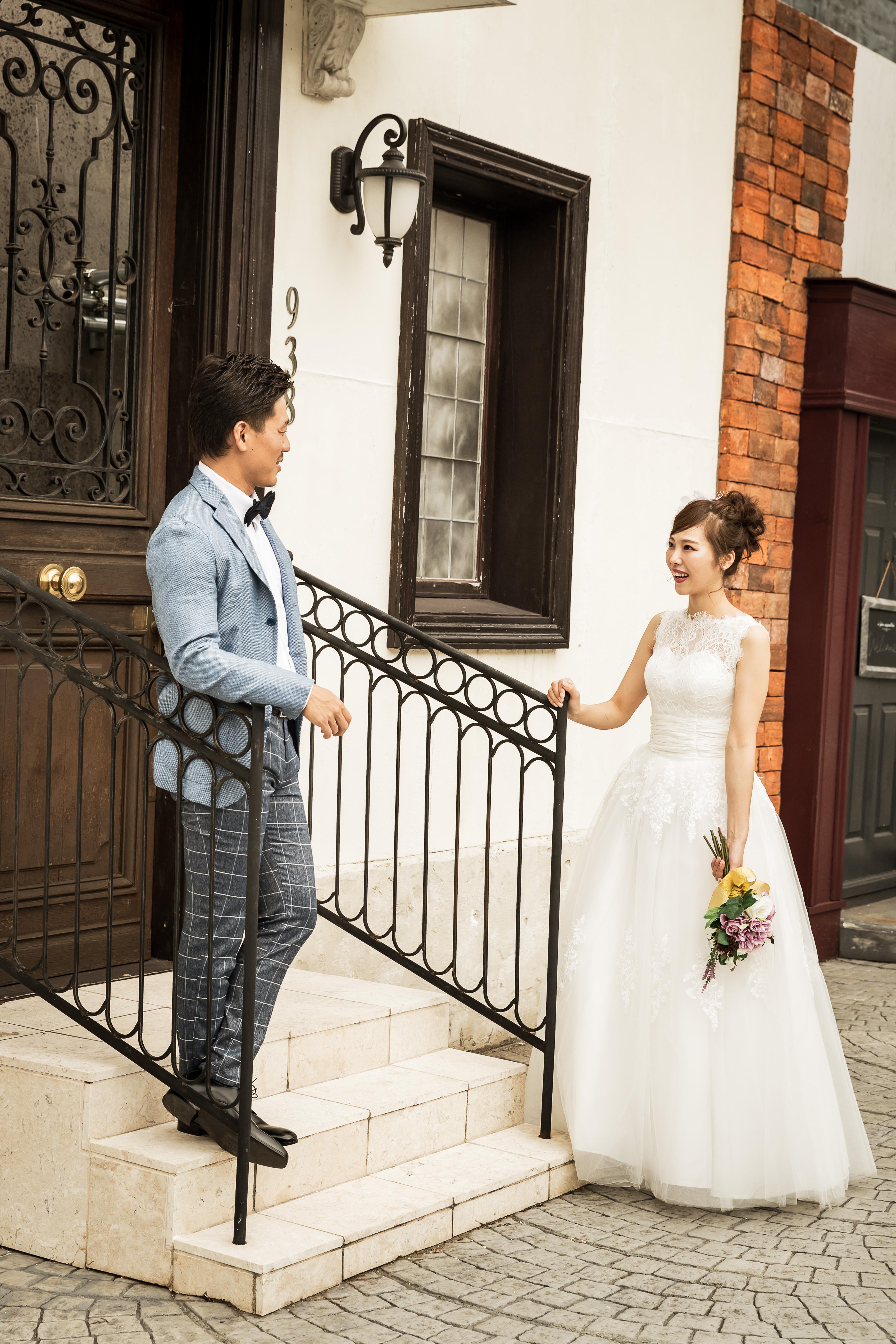 結婚 ワンピース