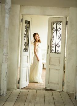 結婚写真 化粧