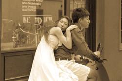結婚写真 データ