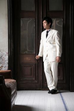 タキシード 結婚式