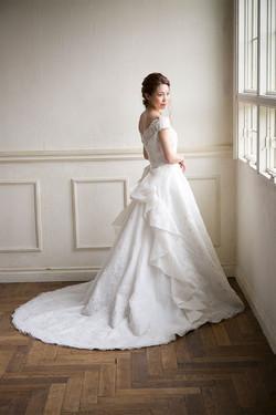 ウエディングドレス デザイン
