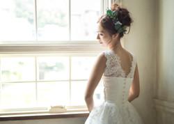 結婚写真 モデル
