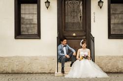 結婚 ロケーション撮影