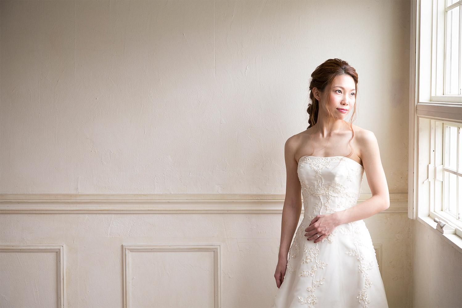 ウエディングドレス ブランド