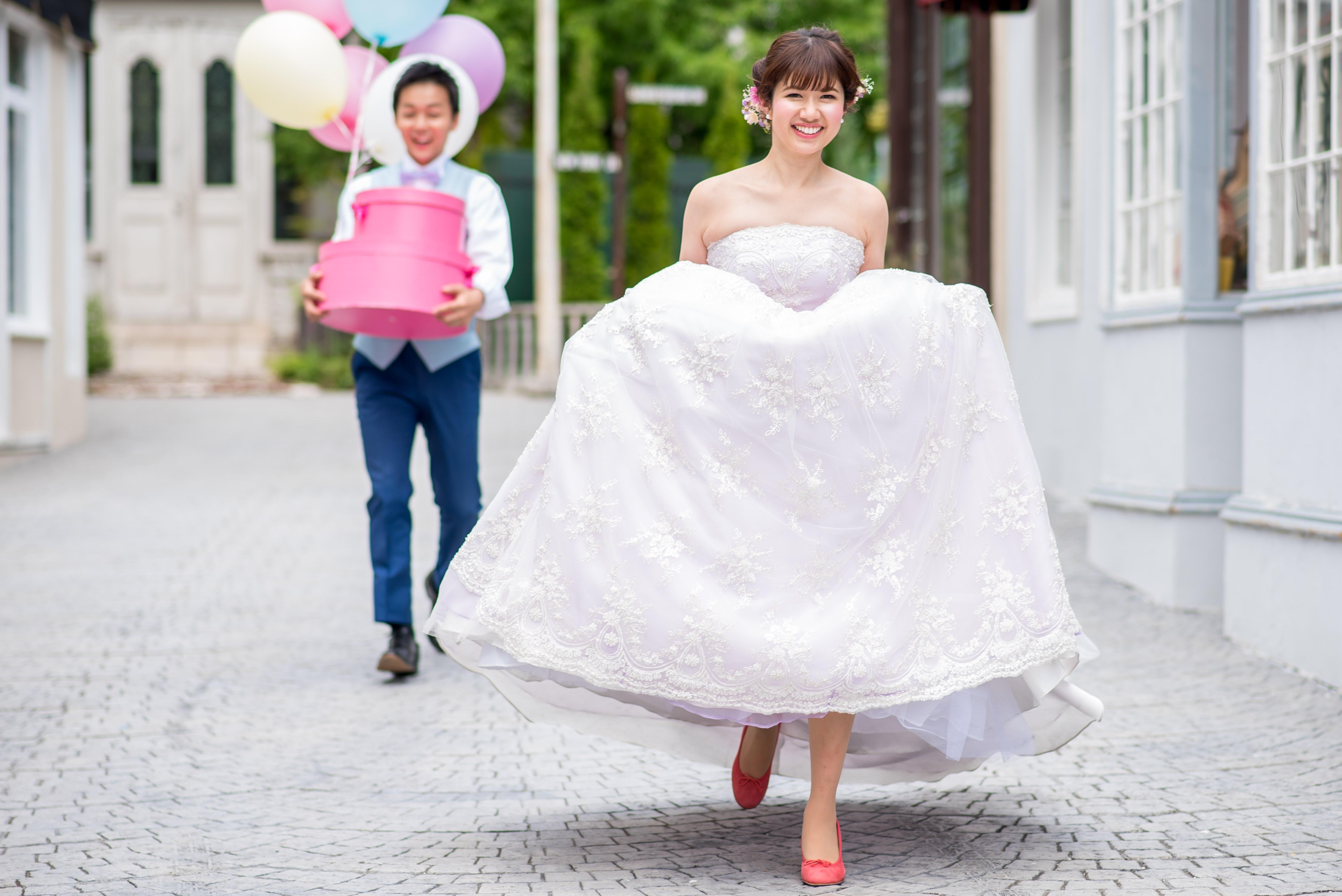 結婚写真 ギャラリー