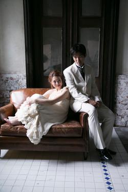 結婚写真 小物