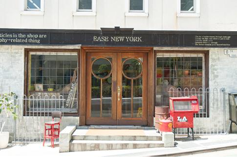 NY street 撮影スタジオ